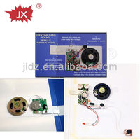 Voice record and playback circuit for greeting card,toys,dolls,music module