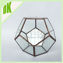---- These succulent glass terrarium arrangements are very easy to maintain --- wholesale geometric bubble ball martini glass