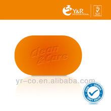 Toilet Soap With Fruit Fragrances wholesale perfume soap