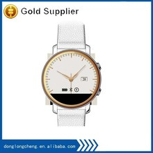 new product 2015 leather smart watch S360 android smart watch for samsung wristband mobile phone smart watch