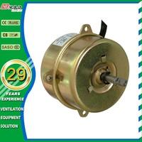 fan parts type 110/220v electric ventilation fan motor