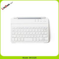 For iPad Mini 2 Bluetooth Keyboard Cover Aluminium with Magnetic Slot