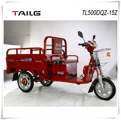 Tailg cheap heavy load cargo electric tricycle powerfull cargo carring electric motorbike electric bike for sale
