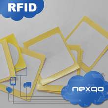 RFID products : UHF RFID Sticker tags for tracking