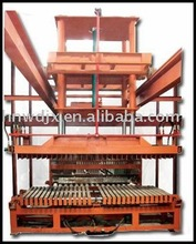 2012 china New brick machine manufactures