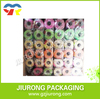 Disposable plastic garbage bags in roll red big garbage bag