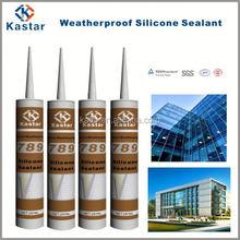 Cartridge & 600ml Sausage Weatherproof Neutral Silicone Sealant