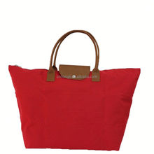 canvas foldable shopping tote bag