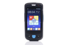 large display android mobile barcode scanner RAM 512MB DDR2