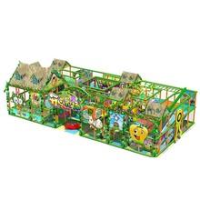 International standard quality happy farm theme kids indoor playground franchise