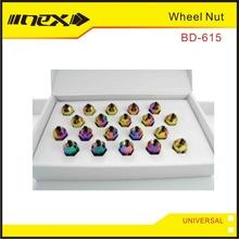 2016 new hot sell car wheel bolt cap wheel nut cover