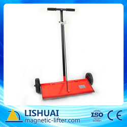 "NEW Magnet Sweeper Mini Push-Type, 14.5"" Sweeping Width, 1 each"