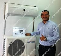 100% solar power air conditioner
