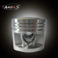 Custom Or Forged 4D35 Piston For Mitsubishi 4.6L Diesel Engine Piston
