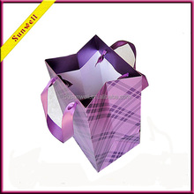 paper bag for gift package/shopping/comercail promotion