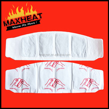 Wholesale Price High Quality Air Activated Body Warmer/Self Hot Pack/Heat Patch/Pain Relief Patch For Menstrual