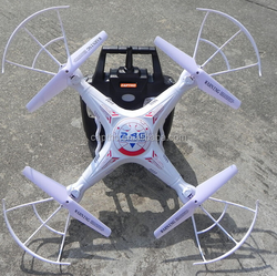 HOT SALE!2.4G 4CH ABS 6-axis UFO rc helicopter