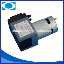 - 75 kpa 12l Strömung hoher druck-vakuumpumpe, mini-vakuumpumpe, 12v/24v dc pumpe sc5002pm