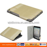 Tablet cover PU case for ipad mini