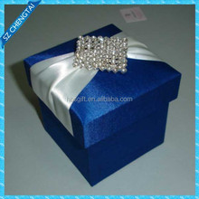 Custom designed luxury Birthday gift box packaging made in china