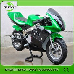 Cheap Price Mini Kids 49cc Gas Powered Super Pocket Bike For Sale