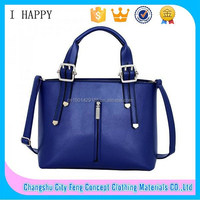 Wholesale Trend Online Shopping Leather Handbags Woman Handbag