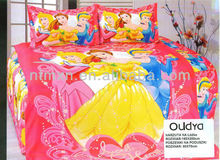 2014 new single bed duvet cover comforter bedding set ,hot style cartoon series ,twin ,bedsheet set for childrens