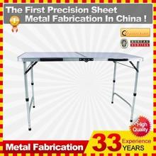 Wholesale Small Portable Folding Table Aluminium 180 x 60cm Adjustable Camping Picnic Boat
