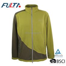 Cheap winter outdoor polar fleece jacket for man