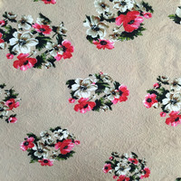 combed cotton fabric for bedding sets