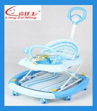LZW horse toy wheel pusher baby walker: model 235ATC
