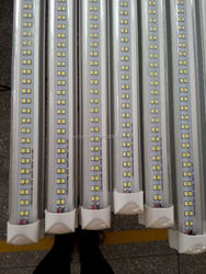2015 Linear led tube external drive T8 1500mm LED Tube TUV CE approved with 5 years warranty