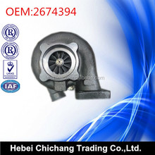 turbocharger OEM: 2674394/2674A394 diesel part used on truck engine