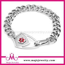 2015 trendy chunky link chain anti-static bracelet for sale