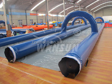Outdoor cheap giant slip and slide for adult