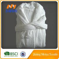Cheap 100% Cotton Hotel Towel Bathrobe