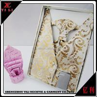 Wholesale good quality cheap latest design mens fancy vest