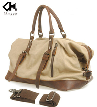 Import travel bags tote luggage duffel bag canvas bag promotion