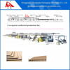 Hot Sale Flute Double Wall Corrugated Cardboard Production Line/ Corrugated cardboard making machine