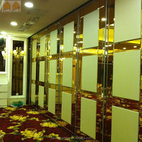 Room Divider Screen Folding White Partition Door