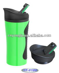 double wall coffee cups 500ml pp plastic cups