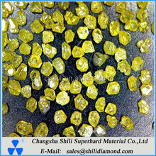 Industrial superabrasives yellow RVD diamond powder,dust