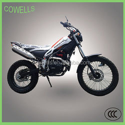 Amazing Long Distance 200CC Dirt Motorcycle For Sale