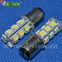 High quality 12v led car bulb , auto led turn light 1156/7 68smd 1210 , led car light s25