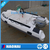 11.8ft rib360 fiberglass boat dinghy