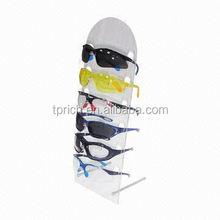2015 new design POP/POS acrylic eyewear/sunglasses/eyeglasses LED display stand/rack with LCD moniter