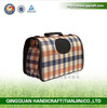 BSCI QQ Factory Cheap Foldable Dog Transport Cage Tote Bag Pet Carrier Bags For Dogs