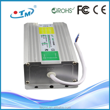 IP67 waterproof led SMPS ac to dc 12V 10A constant voltage 120W led driver high efficiency power transformer with CE&FCC RoHS