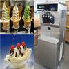 swirl ice cream machine/ soft ice cream vending machine/ commercial soft serve ice cream machine