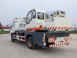 Very Popular 10 Ton Telescopic Autocrane Truck Cranes Manufacturers For Sale